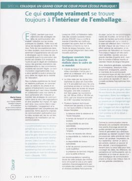 2008 - Article - Simbal Savoir