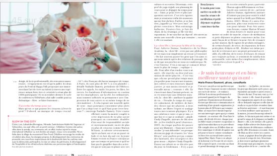 Magazine Marie-France Janvier-Février 2018_2